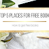 Top 5 Places for Free Books