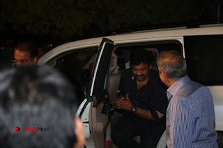 Chiranjeevi Stills at Gemini TV Puraskaralu Event  0029.JPG