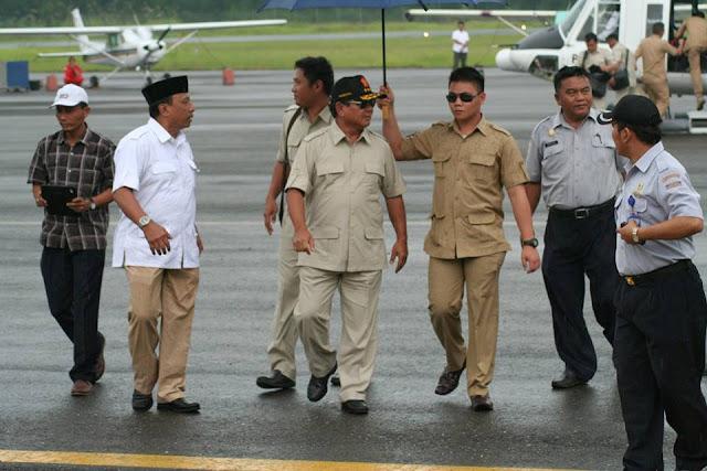 Prabowo Dikawanl Fernando Wowor