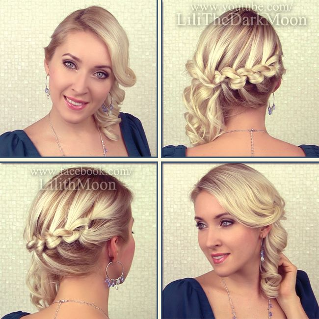 Prom Beauté : Hairstyles