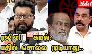 Sarath Kumar Speech on his birthday | Rajini – Kamal | Sarathkumar