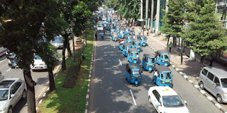 Update demo supir taxi