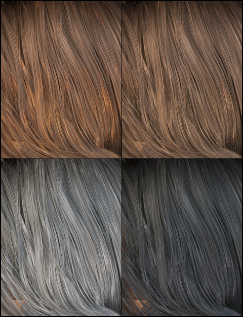 Colors for Wildling Hair