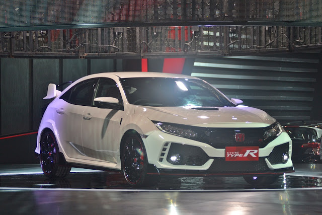 Civic Type R Giias