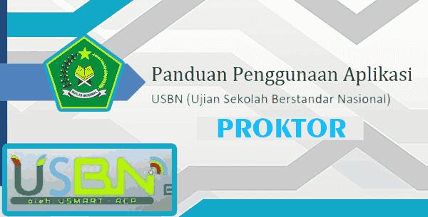 Download Buku Panduan USBN-BK Untuk Proktor Madrasah Terbaru