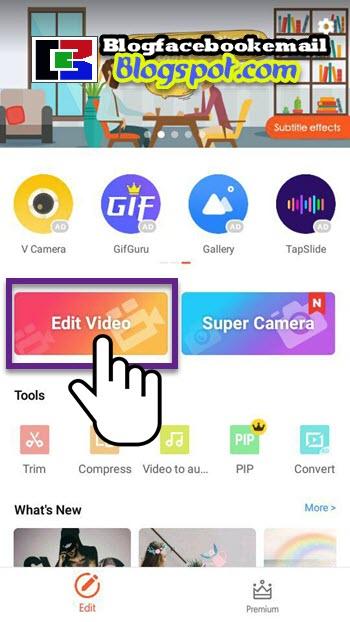 Saat ini mengedit video lewat smartphone sudah sangat memungkinkan Cara Edit Video di Hp Android Dg VideoShow (Fiturnya lengkap&Gratis)