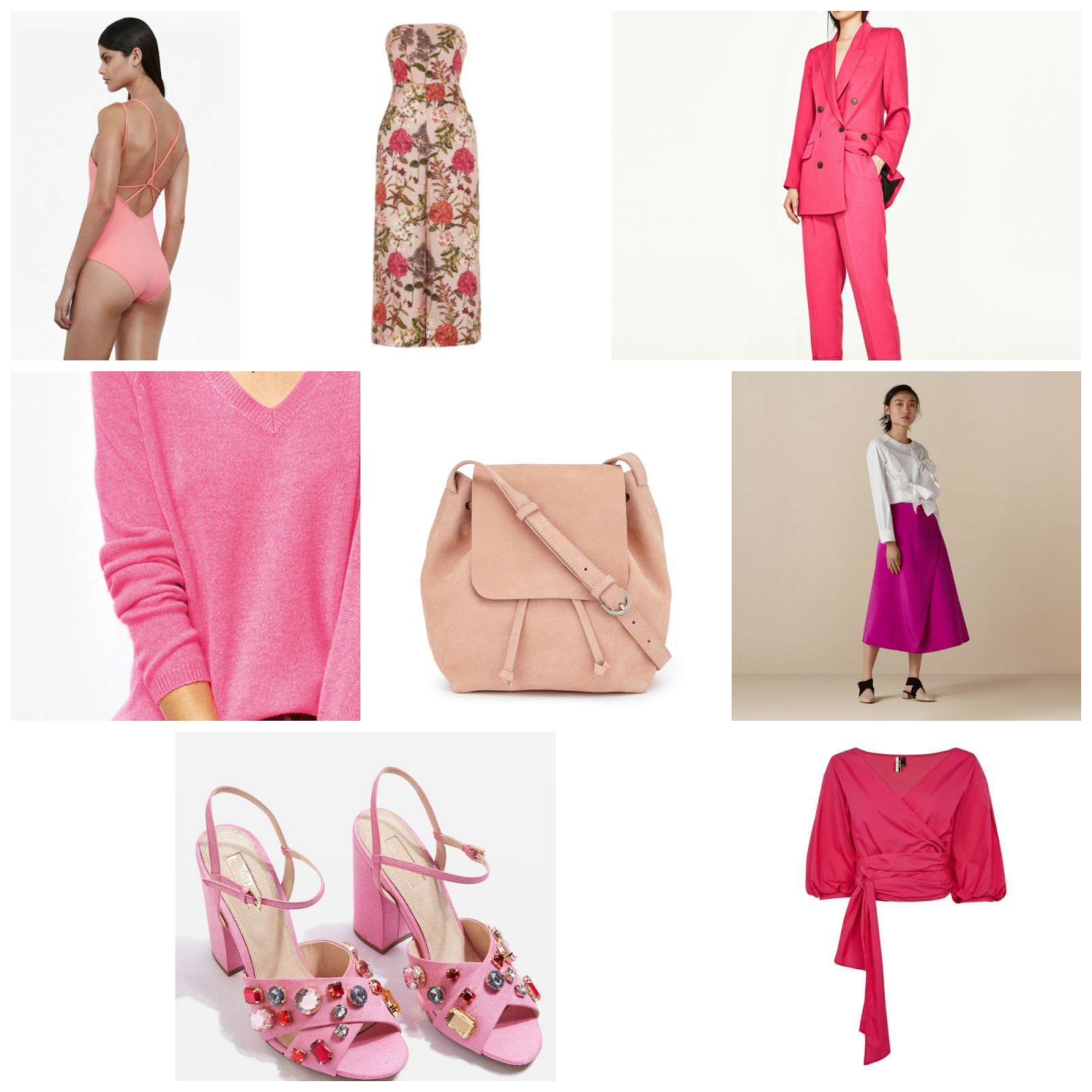 The Weekly Edit: Pretty in Pink by Laura Lewis
