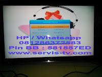 Panasonic LCD LED Jasa Service Panggilan TV