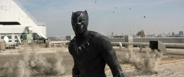 Pantera Negra sale en Civil War