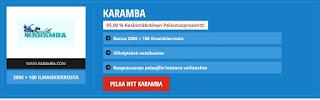 KARAMBA CASHBACK