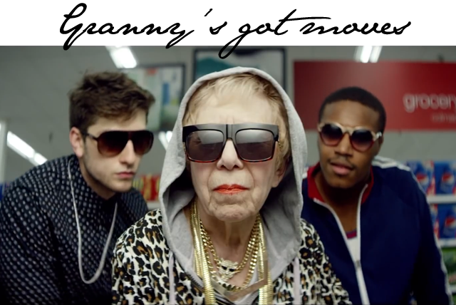 cool Granny Kmart