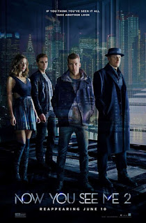 Download Film Now You See Me 2 (2016) BRRip 720p Subtitle Indonesia