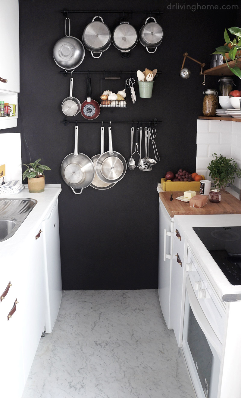Diy small kitchen remodel