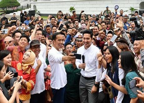 HSP ke-89, Presiden Ajak Anak Muda Turun ke Sawah