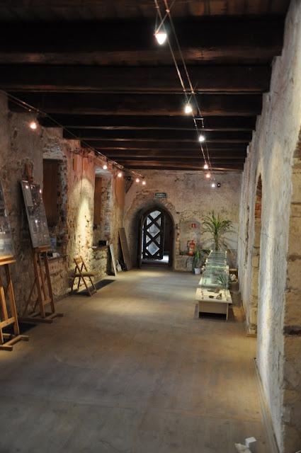 Dom Długosza w Wiślicy - ekspozycja muzealna