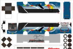 Pola Paperbus Gratis - Garuda Mas Jetbus HD