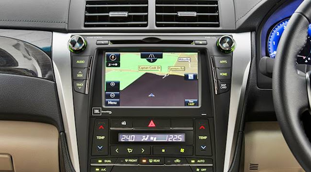 2018 Toyota Aurion XV40