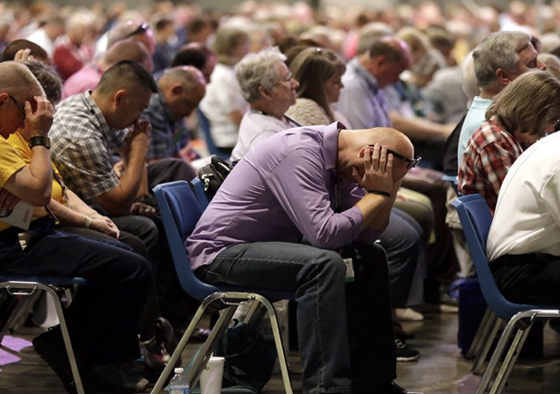 #MeToo goes to church: Southern Baptists face a reckoning over treatment of women