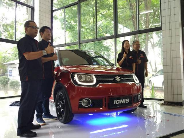 Suzuki IGNIS Hadir Lebih Sytlist