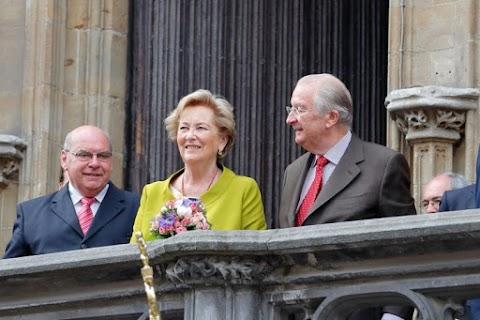 A volt belga királynak napi 5000 eurót kell fizetnie, amíg nem végeztet apasági tesztet