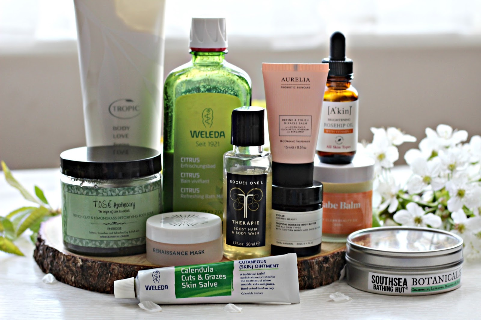 Spring beauty upgrade: Skincare and Bodycare