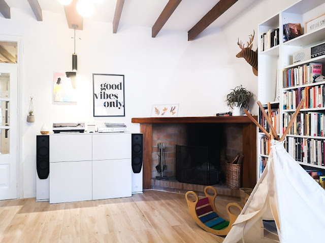 suelo porcelánico imitación madera
