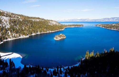 Lago Tahoe -  Califórnia-Nevada