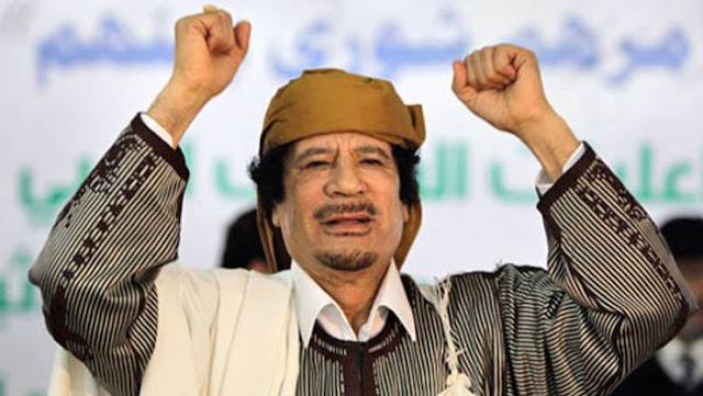 من هو القاتل الحقيقي للرئيس الليبي السابق القذافي؟
