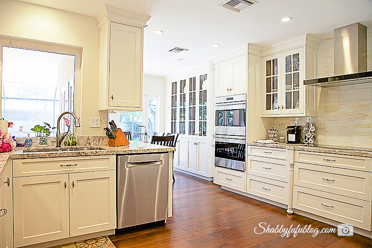 Luxury White Kitchen Remodeling