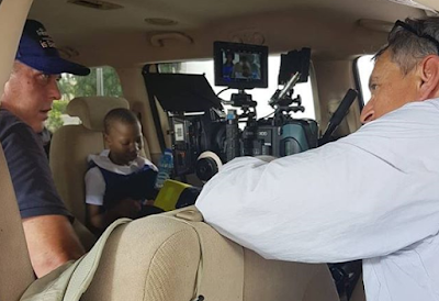 7-year-old Nigerian comedienne Emmanuella lands Disney film role