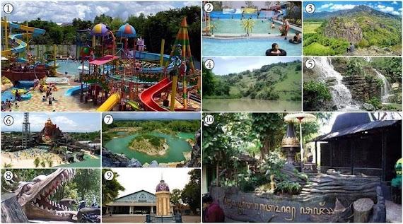 10 Tempat Wisata Populer di Sukoharjo, Rekomendasi untuk Kamu