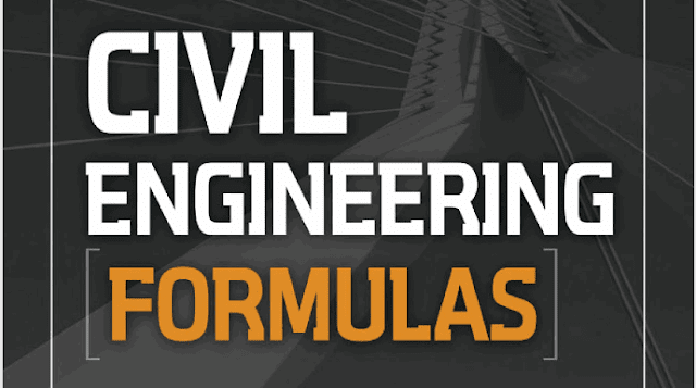 civil engineering formulas  edition