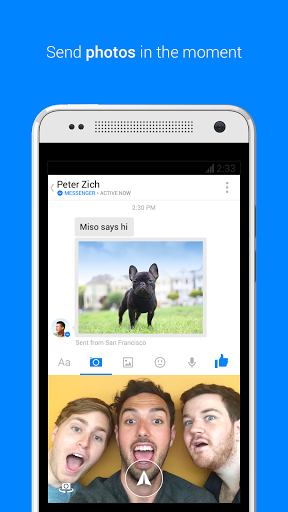 Download APK Facebook Messenger 5.0.0.25.1