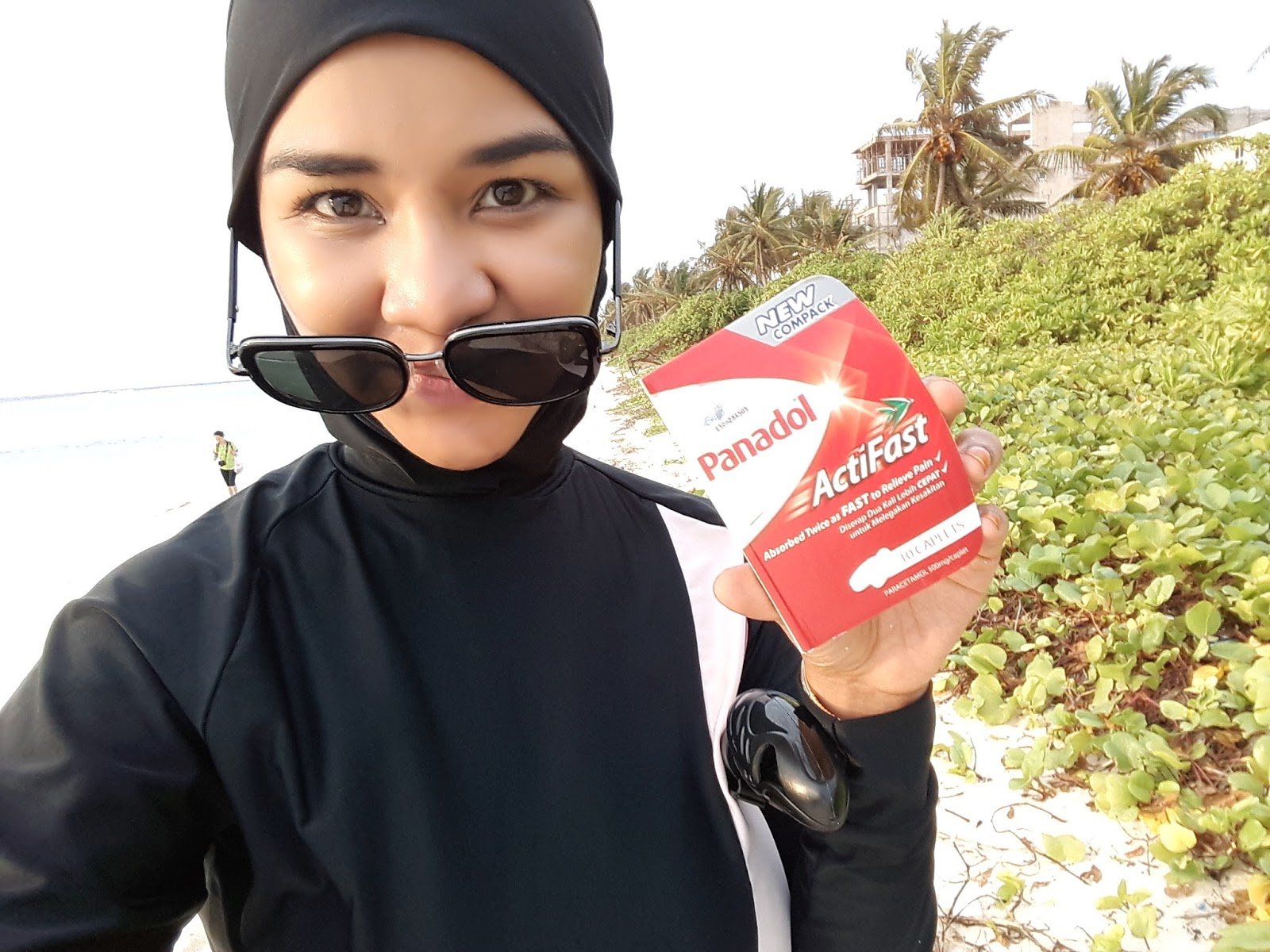 Illy Ariffincom Sponsored Post Panadol Actifast To The Rescue Thank You For Aiding Us Enjoy Every Bit Of This Beautiful Holiday
