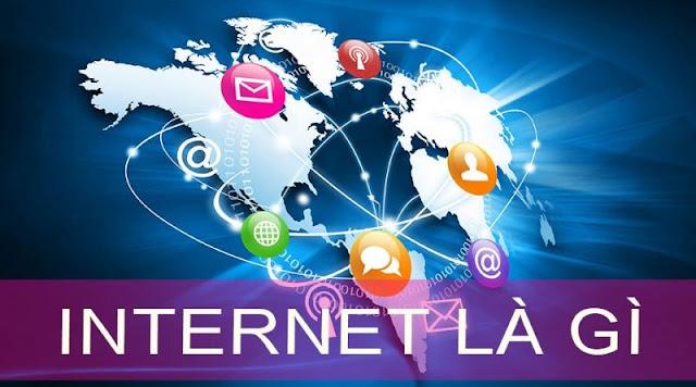 Internet là gì? Internet có lợi ích gì trong cuộc sống?
