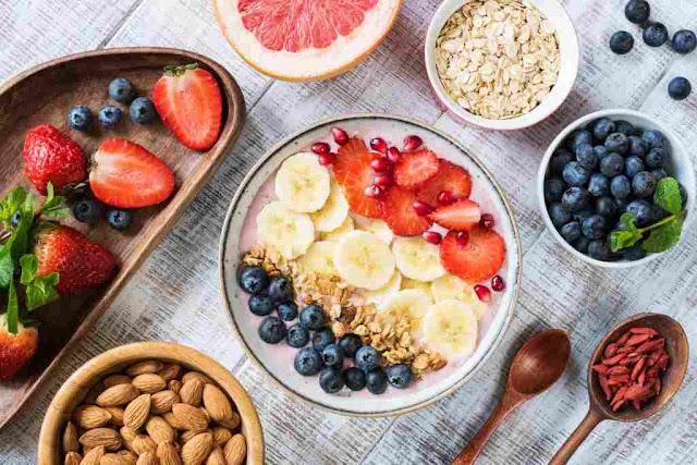 Camilan Sehat Di saat Diet