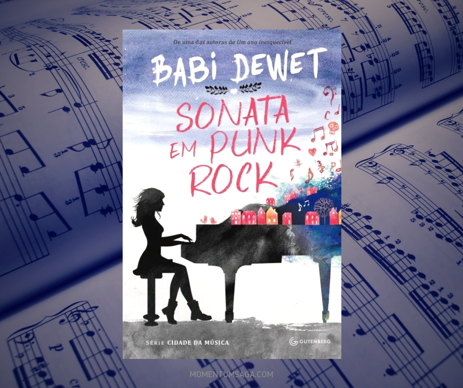 Resenha: Sonata em Punk Rock, Babi Dewet