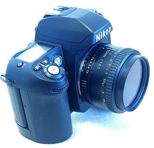 Nikon F80, Top 35mm AF SLR Pick