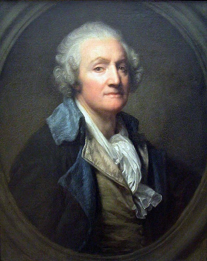 Jean-Baptiste Greuze, Self Portrait, Portraits of Painters, Fine arts, Baptiste Greuze, Portraits of painters blog, Paintings of Jean-Baptiste Greuz, Painter Jean-Baptiste Greuz
