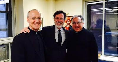 Martin, Colbert, Rosica