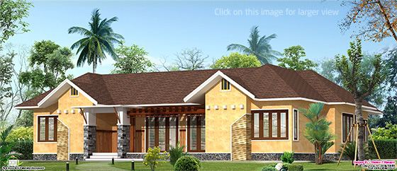 eco friendly villa