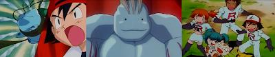 Pokémon Capítulo 37 Temporada 1 La Misteriosa Mansión Ditto