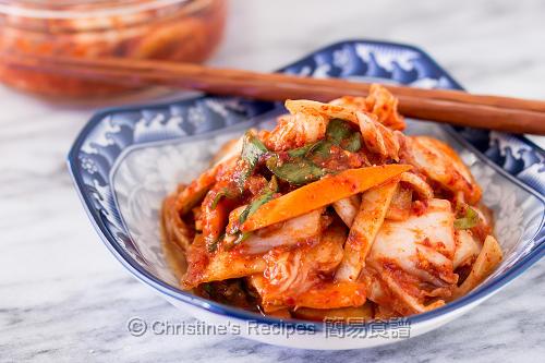 韓國泡菜【保健小吃】Kimchi   簡易食譜 - 基絲汀: 中西各式家常菜譜