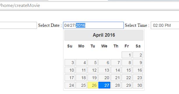 Jackson Coutinho: Online Movie Seat Booking - Using ASP NET MVC + JQuery