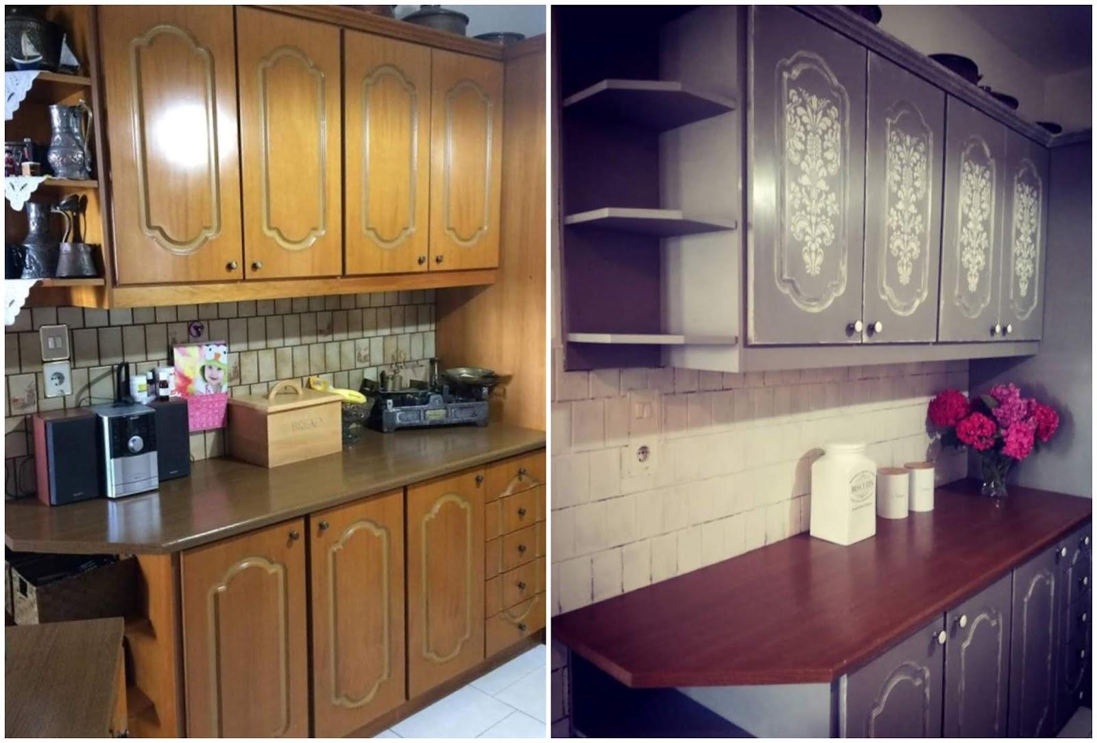 Αφιέρωμα: Κουζίνα! Έλα στην κουζίνα, βάζω καφέ! 10 Annie Sloan Greece
