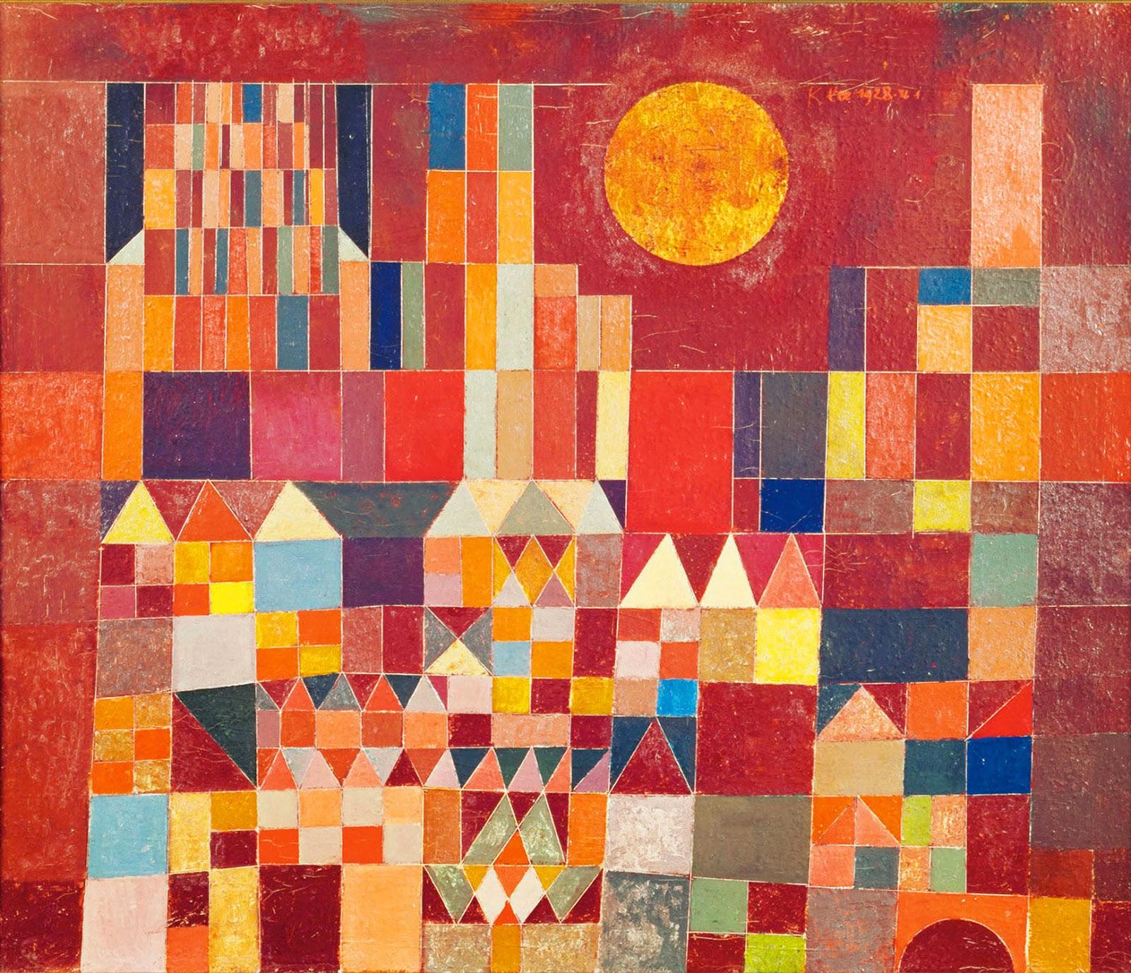 Intelliblog: ART SUNDAY - PAUL KLEE