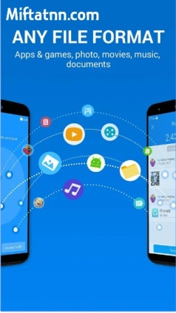 Aplikasi Transfer File Android SHAREit Apk