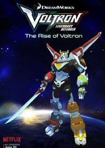 Voltron Legendary Defender Temporada 1×11