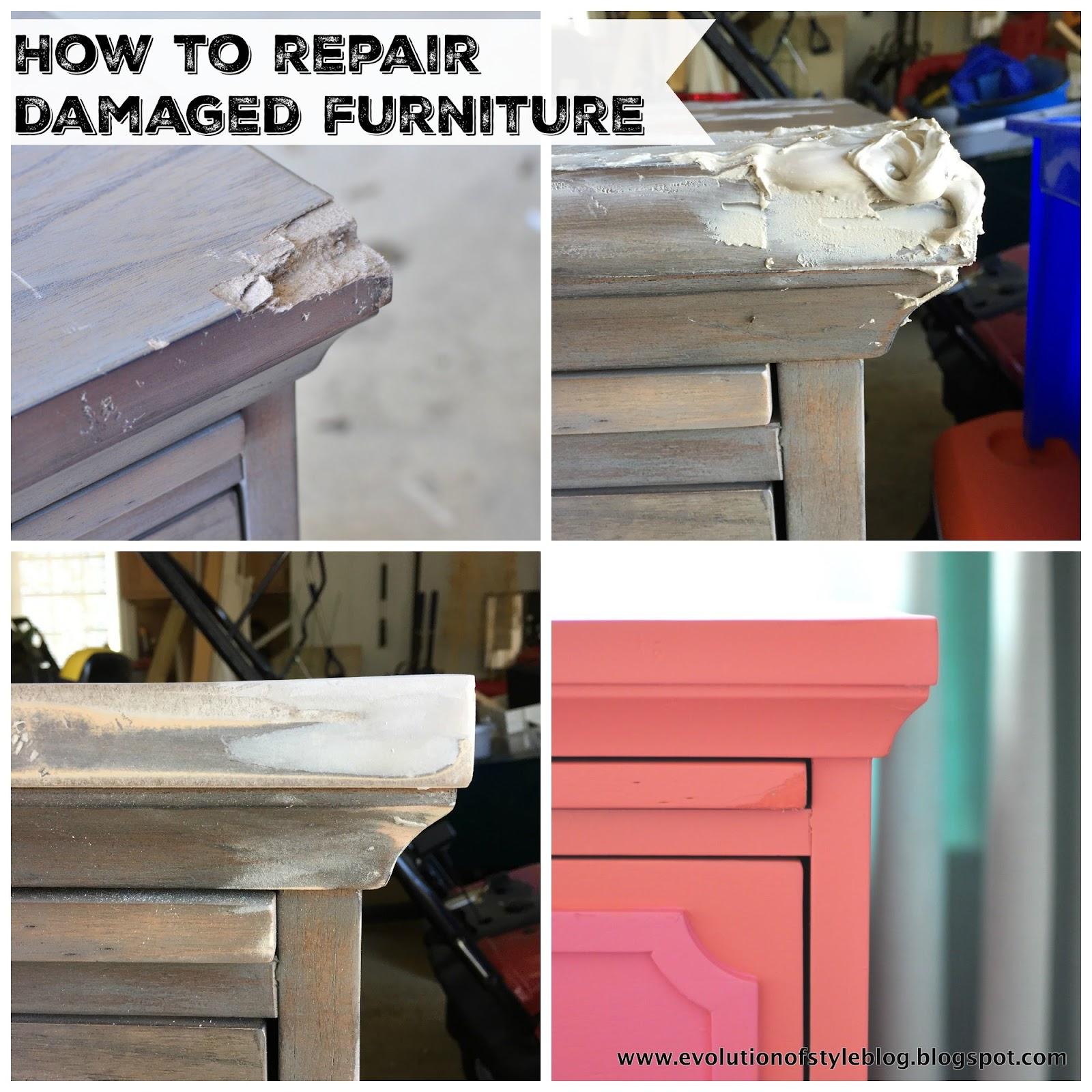Superior How To Repair Damage Furniture