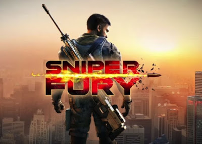 Sniper Fury android game